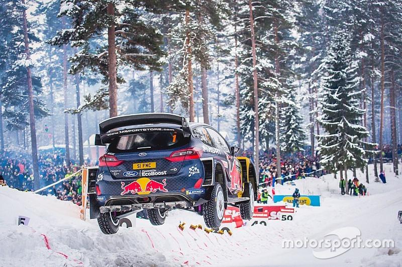 """WRCの走行順に""""予選システム""""が復活か。ワークス中心に話し合いへ"""