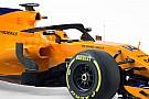 Formule 1 Photos - Les détails de la McLaren MCL33