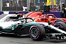 Australian GP: Starting grid in pictures