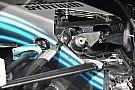 Formula 1 Mercedes: perché si cambiano le sospensioni anteriori sulle due W09?