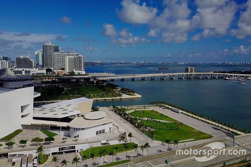 Рішення щодо Гран Прі Маямі відклали до вересня