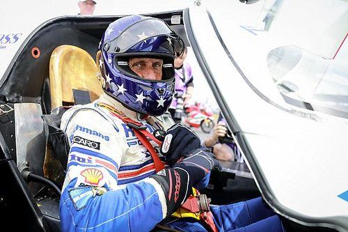 Opmerkelijke rentree van oud-F1-coureur Stuck