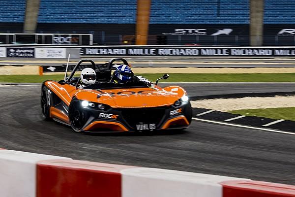 Coulthard, repite victoria en la Race of Champions en una final de veteranos