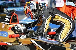 Формула E Новость Лоттерер объяснил свой таран напарника в гонке Формулы Е