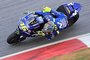 MotoGP Noticias Valentino Rossi, contento con su test