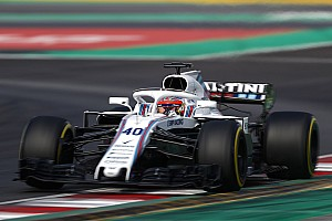 Formula 1 Breaking news Kubica sacrifices final day of testing for Stroll
