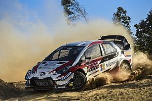 WRC Actualités Lappi perd sa quatrième place au Portugal