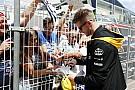 Formula 1 Hulkenberg: Renault şampiyona dördüncülüğünü hak ediyor
