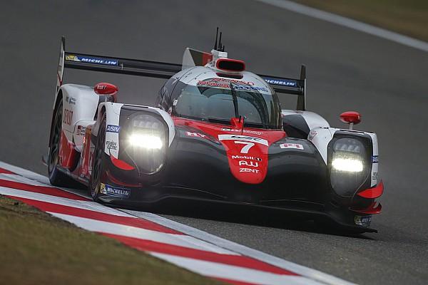 WEC Şanghay WEC: Toyota, Kobayashi ile pole pozisyonunda