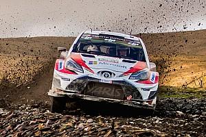 WRC Ultime notizie Toyota: la Yaris 2018 avrà un'aerodinamica anteriore tutta nuova
