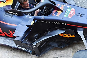 Formel 1 Fotostrecke Bildergalerie: Barcelona-Updates bei Red Bull