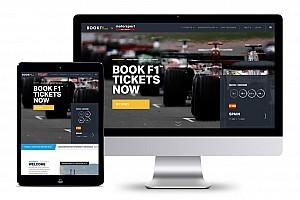 General Noticias Motorsport.com Motorsport Network entra en el mercado de la venta de entradas con BookF1.com