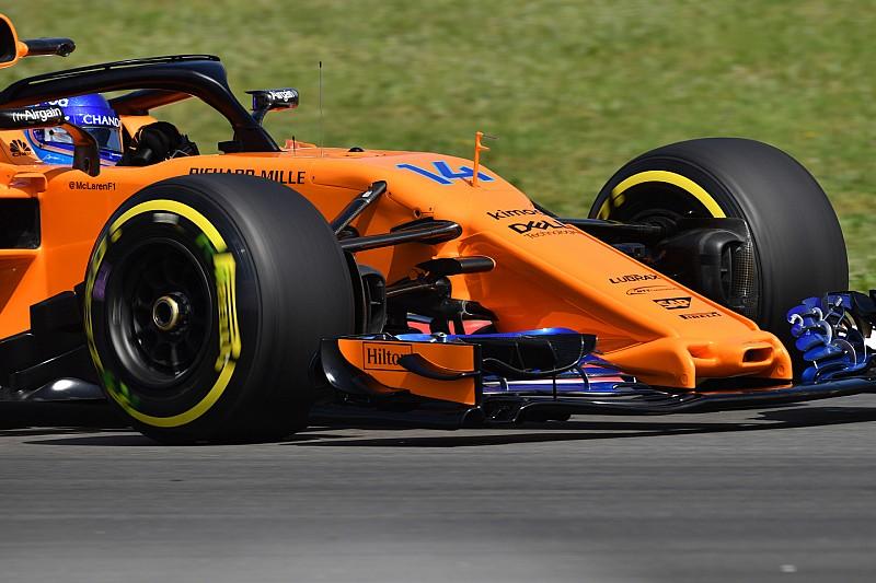 Дивовижні оновлення McLaren у деталях