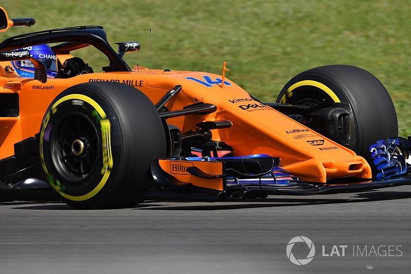 McLaren's striking Spanish GP upgrade in detail