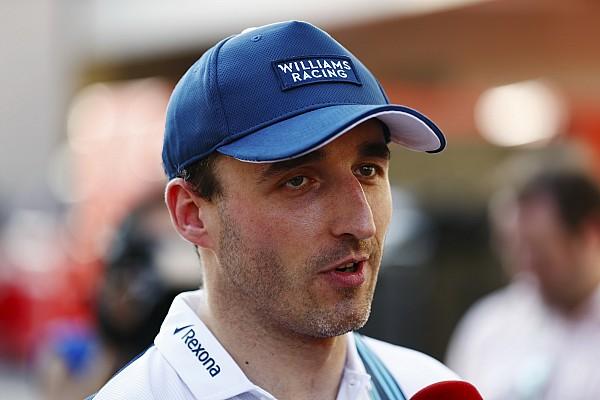 Formule 1 Nieuws Kubica test- en reserverijder bij Williams in 2018