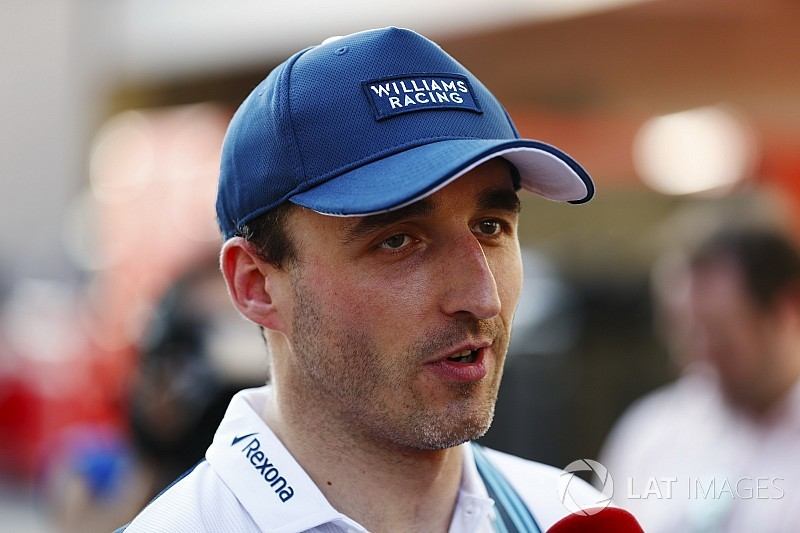 "Kubica was ""almost convinced"" he would race in Australia"