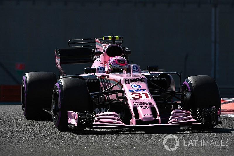 Para Ocon, Force India terá que ser perfeita em 2018