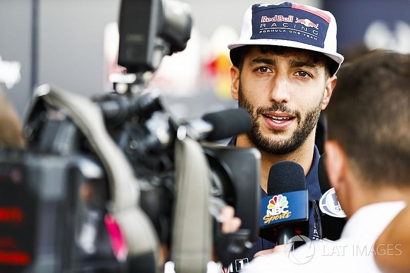 """Ricciardo: """"Foi um fim de semana muito sombrio"""""""