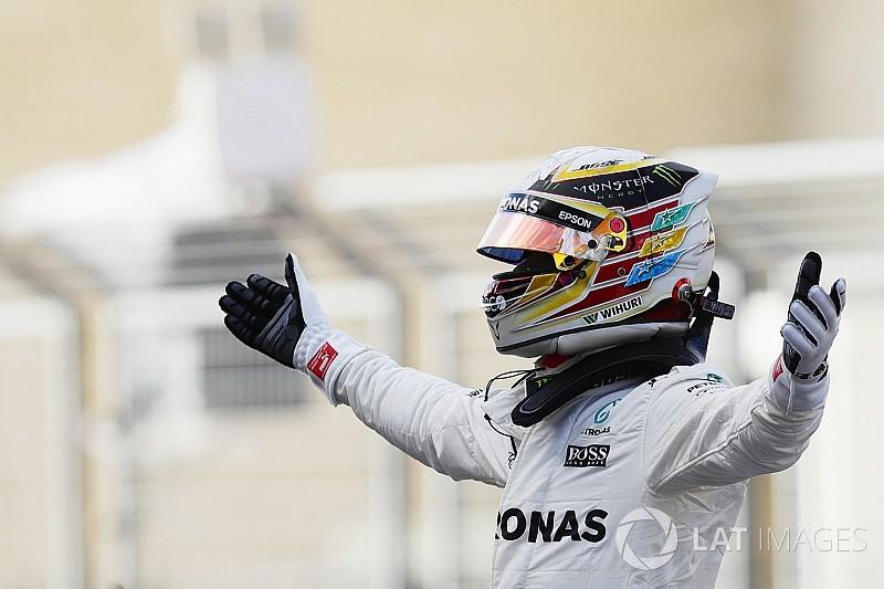 """Hamiltonne s'attendait pas """"à un tel rythme face à Vettel"""""""
