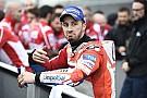 """MotoGP Dovizioso: """"Percibo que puedo ser el favorito de la gente"""""""