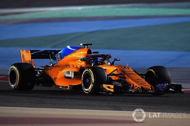 """Alonso : Le week-end de McLaren """"sauvé sur le gong"""""""