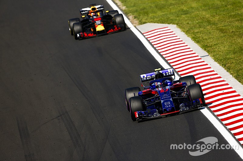 Red Bull: Суперники навряд чи можуть зрівнятися з Honda
