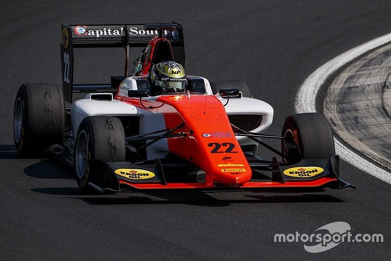 Boccolacci domina segunda corrida na Hungria; Piquet é 9º