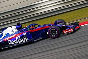 Формула 1 Новость В Toro Rosso извлекли выгоду из марафонского опыта Хартли