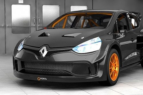 New World RX team to race Renault Clios in 2018