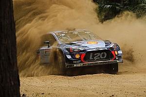 WRC Ultime notizie Australia, Shakedown: Neuville sugli scudi, poi a sorpresa c'è Lefebvre