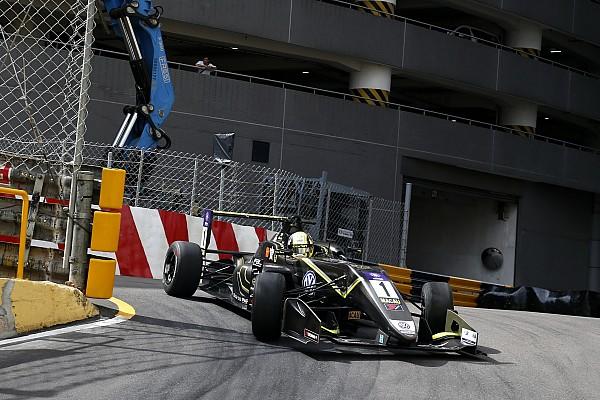 Formule 3 Norris veut revenir à Macao l'an prochain