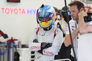 WEC Testing report Alonso completes over 100 laps in
