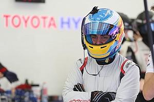WEC Actualités Officiel - Alonso aux 24H du Mans avec Toyota
