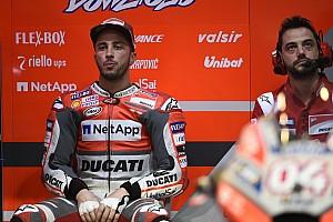 Terhambat pembalap lain, Dovizioso tak maksimal saat kualifikasi