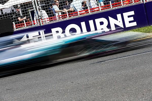 Formula 1 Top List Australian GP: Top photos from Friday