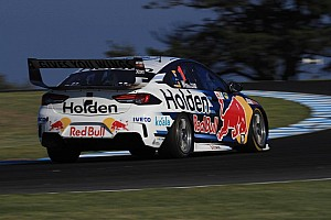 Supercars Practice report Phillip Island Supercars: Whincup ends Friday on top