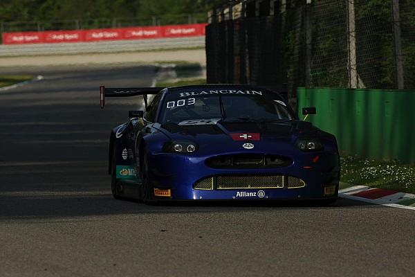 Blancpain Endurance Résumé de qualifications Une Ferrari en pole position devant la Jaguar d'Emil Frey Racing