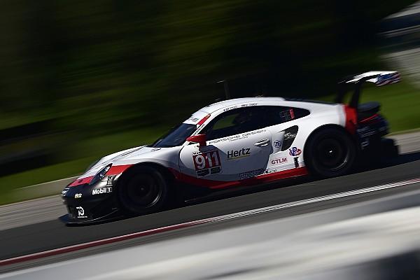 IMSA Lime Rock IMSA: Porsches dominate both GT classes in FP3