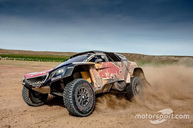 "Sainz ""disgusted"" by Dakar penalty"