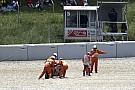 MotoGP Dovizioso crashte omdat hij 'over de limiet' reed