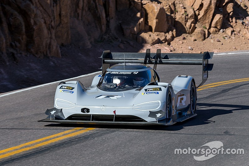 Volkswagen I.D. R won't return to Pikes Peak