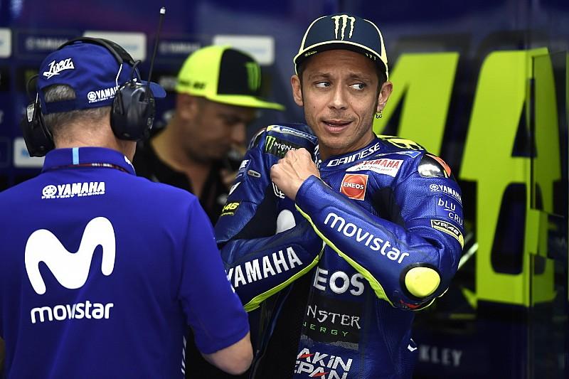 Rossi glaubt: