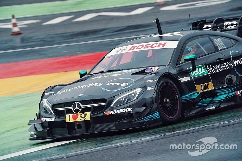 Young-Driver-Test der DTM: Mercedes testet Günther und Marciello