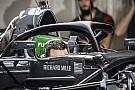 F1 ハロ装着で車重増加……背の高いドライバーには不利になる!?