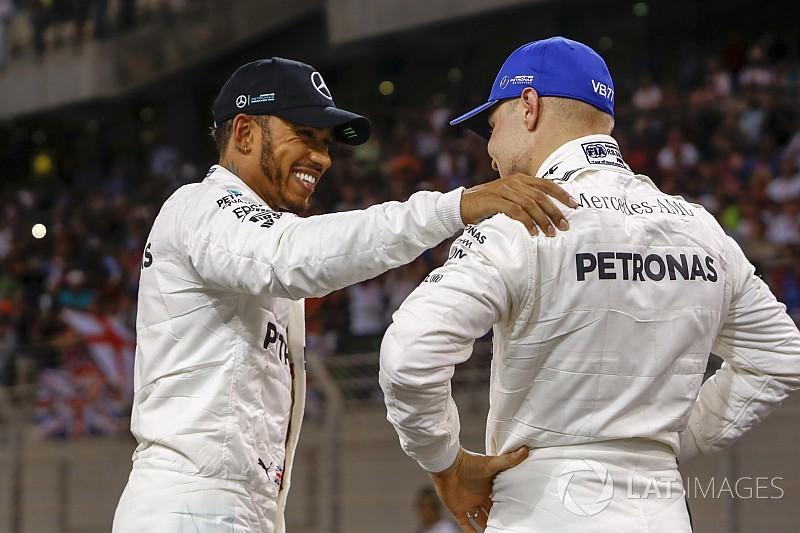 Plötzlich schneller als Hamilton: Bottas ergreift letzte Chance