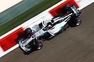 F1アブダビFP2速報:ハミルトン、ベッテルに0.148秒差でトップ。アロンソ10番手