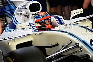 Formula 1 Breaking news Kubica: Williams role