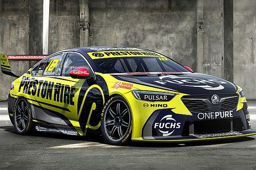 First ZB Commodore Supercars livery revealed