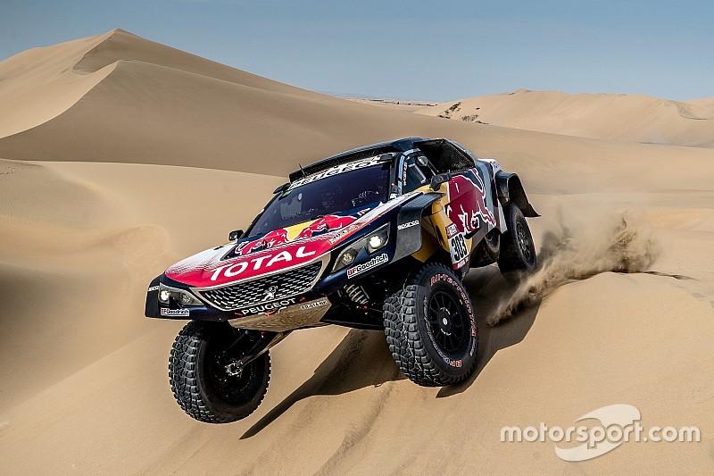 Dakar, Auto, Tappa 7: Sainz si prende tappa e vetta della classifica