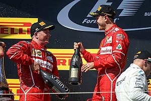 F1 Noticias de última hora Raikkonen y Vettel, muy cerca de renovar con Ferrari